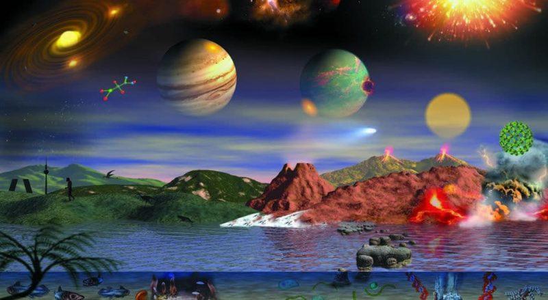 """Conferencia """"El origen de la vida en la Tierra: una odisea científica inacabable"""""""